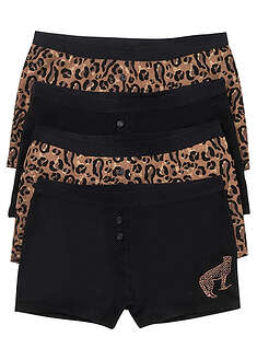 Boxer feminin (4buc/pac) bpc bonprix collection 5