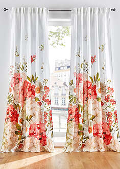 Draperie florală (1buc/pac) bpc living bonprix collection 6