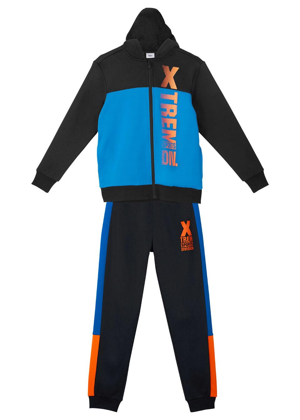 Спортивный костюм для мальчика (2 изд.) от bonprix