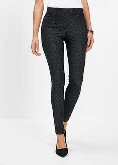 Pantaloni jeggings cu print leo bpc selection 1
