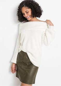 Sweter off-shoulder BODYFLIRT 29