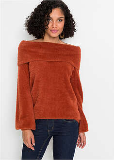 Sweter off-shoulder BODYFLIRT 7