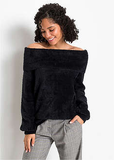 Sweter off-shoulder BODYFLIRT 50
