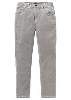 Pantaloni velur stretch, Regular Fit bpc selection 6
