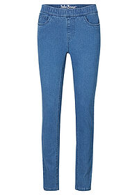 "Jegginsy ""soft-stretch"" niebieski John Baner JEANSWEAR 0"