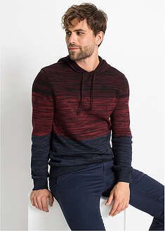 Sweter z kapturem bpc bonprix collection 10