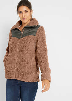 Jachetă teddy-fleece bpc bonprix collection 52