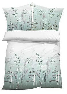 Lenjerie de pat florală bpc living bonprix collection 19
