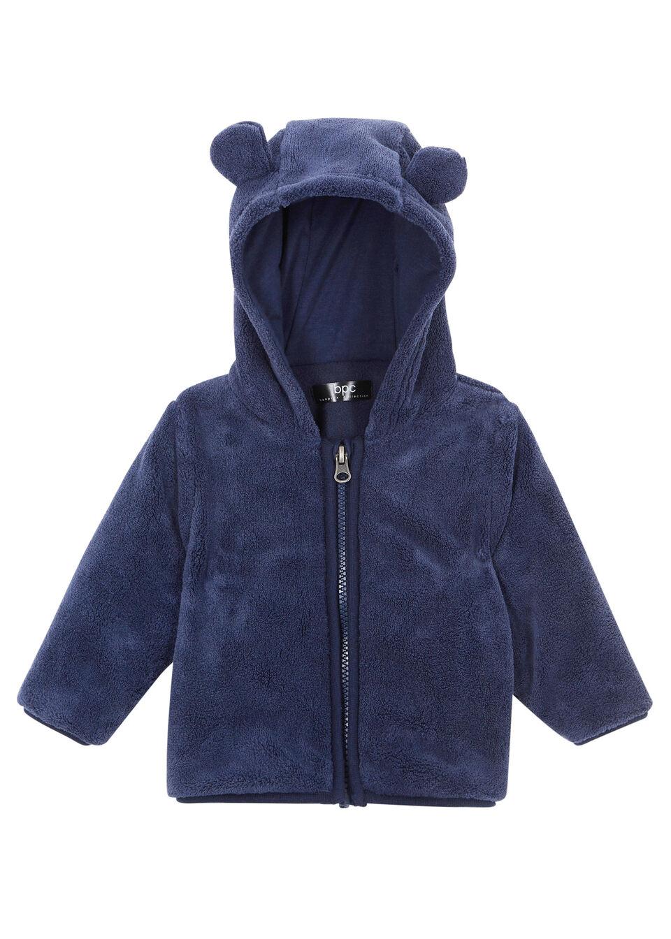 Куртка плюшевая для малыша от bonprix