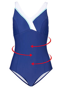 Costum baie shape nivel 1 marin-verde deschis-alb bpc selection 0