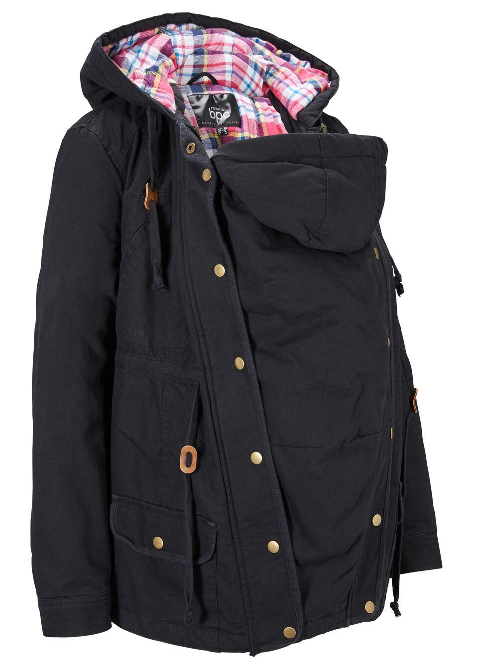 Для будущих мам: куртка со вставкой для малыша от bonprix