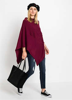 Poncho cu stea bpc bonprix collection 39