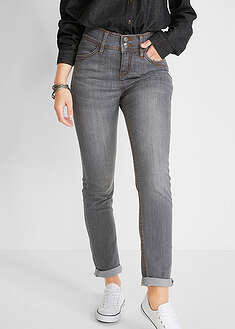 Джинсы стрейч HIGH WAIST SLIM John Baner JEANSWEAR 40