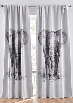 Draperie motiv elefant (1buc.) bpc living bonprix collection 46