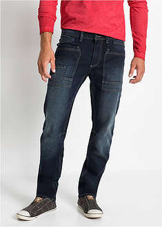 Dżinsy ze stretchem Regular Fit Straight John Baner JEANSWEAR 33