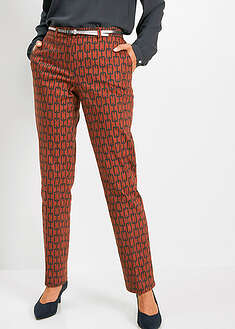Pantaloni cu stretch bpc selection 3