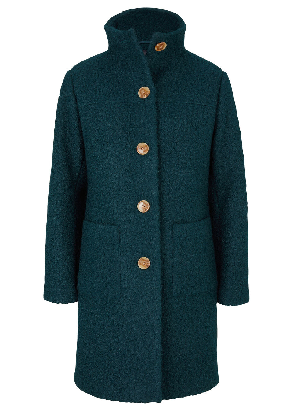 Kabát bélelt kapucnival gyapjúfehér Ez a • 17999.0 Ft • bonprix