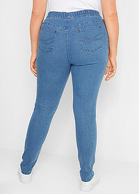 "Jegginsy ""soft-stretch"" niebieski John Baner JEANSWEAR 2"