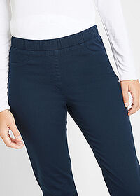 Pantaloni treggings bleumarin bpc bonprix collection 4