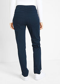 Pantaloni treggings bleumarin bpc bonprix collection 2