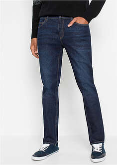 "Dżinsy ""power-stretch"" Slim Fit Straight w wygodnym fasonie John Baner JEANSWEAR 49"