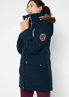 Parka bunda, dlhá, s kapucňou bpc bonprix collection 27