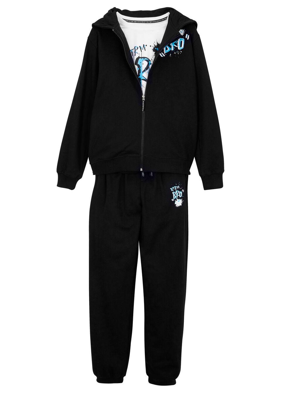 Спортивный костюм для мальчика (3 изд.) от bonprix