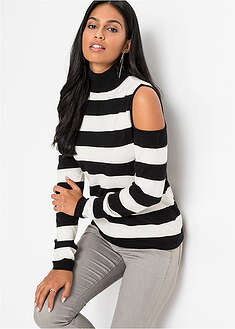 Sweter cold-shoulder BODYFLIRT 0