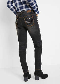 "Dżinsy ""authentic-stretch"" marchewki John Baner JEANSWEAR 46"