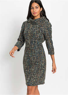 Rochie etui din tweed bpc selection 12