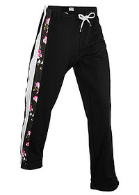 Pantaloni sport Maite Kelly, lungi, nivel 1 negru bpc bonprix collection 0