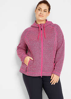 Jachetă fleece tricotat bpc bonprix collection 15