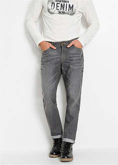Džínsy Loose Fit Tapered John Baner JEANSWEAR 8