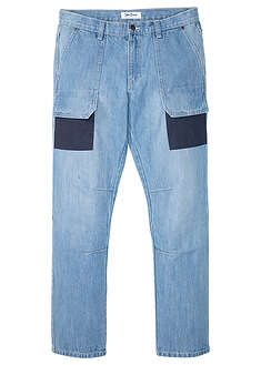 Dżinsy worker Regular Fit Straight John Baner JEANSWEAR 15