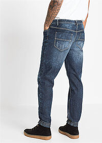 Džísy Slim Fit Straight tmavomodrá denim RAINBOW 2