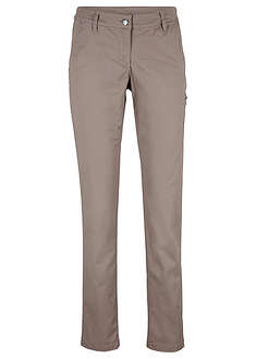 Pantaloni stretch cu fermoar bpc bonprix collection 3