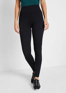 Seamless sport legging 7/8-os hosszban, 3.szint bpc bonprix collection 45