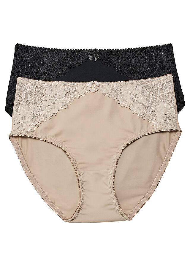 Maxi nohavičky (2 ks)
