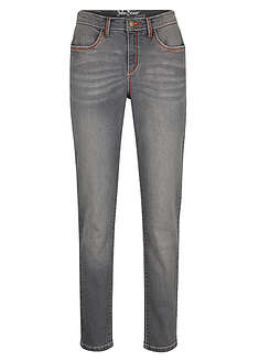 Blugi stretch, straight John Baner JEANSWEAR 40