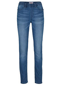 Blugi jeggings cu confort-stretch John Baner JEANSWEAR 18