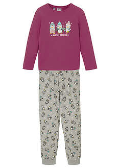 Pijama de fete (set/2piese) bpc bonprix collection 5