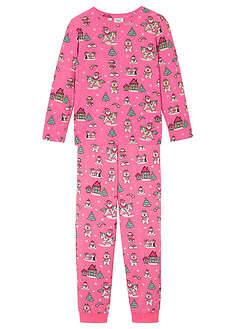 Pijama de fete (set/2piese) bpc bonprix collection 16