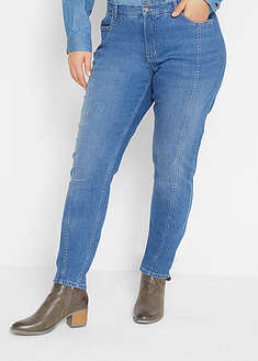 Джинсы стрейч Skinny из биохлопка John Baner JEANSWEAR 25