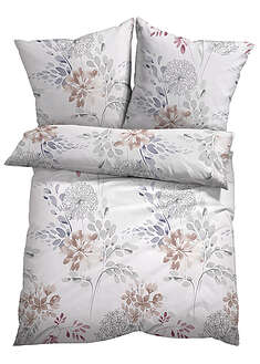 Lenjerie de pat florală bpc living bonprix collection 15
