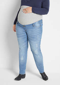 Blugi skinny de gravide bpc bonprix collection 15