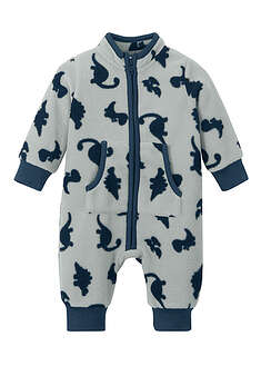 Costum întreg bebe din fleece bpc bonprix collection 4