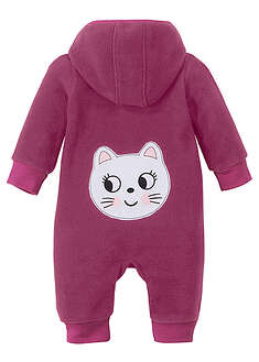Costum întreg bebe din fleece bpc bonprix collection 2