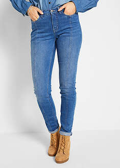 Джинсы стрейч Skinny из биохлопка John Baner JEANSWEAR 57