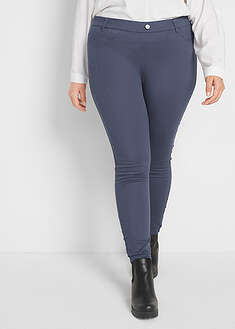Pantaloni treggings cu bată confortabilă bpc bonprix collection 44