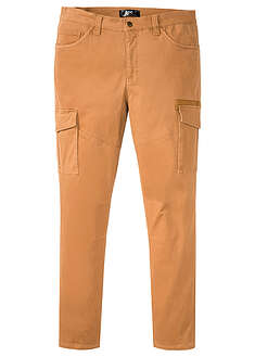 Pantaloni cargo slim fit stretch, straight bpc bonprix collection 14